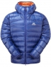 Dewline Hooded Jacket Cobalt