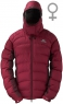 Lightline Jacket Womens Cranberry