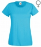 High Sport T-shirt Lady Fit Azure