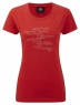 Emotion Tee Womens - Alpenglove