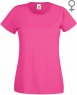 High Sport T-shirt Lady Fit Fuschia