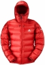 Xero Hooded Jacket Molten Red (2011)