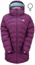 Lightline Long Jacket Women's Byzantium