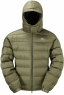 Lightline Jacket Burnt Olive (2011)