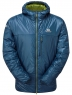 Compressor Hooded Jacket Marine