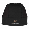 Power Stretch Banded Beanie Black