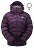 Lightline Jacket Women's Blackberry