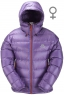 Xero Hooded Jacket Woman Iris