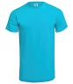 High Sport T-shirt Azure Blue