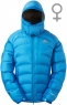 Lightline Jacket Woman Pacific BLue