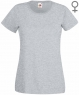High Sport T-shirt Lady Fit Heather Grey