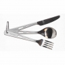 Titanium 3-piece Cutlery Set