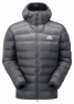 Skyline Hooded Jacket Shadow Grey