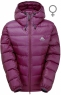 Xero Hooded Jacket Women's Foxglove